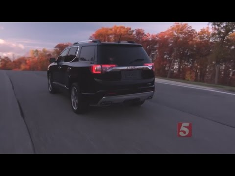 Spring Hill GM Plant To Make 2017 Acadia