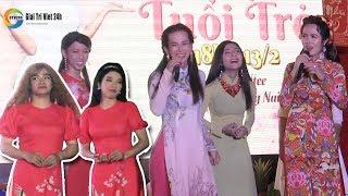Lô tô show: Yumi, Tâm Thảo, Linh Anh và nghi án Su Su, Sơn Ca yêu nhau 😁 😁