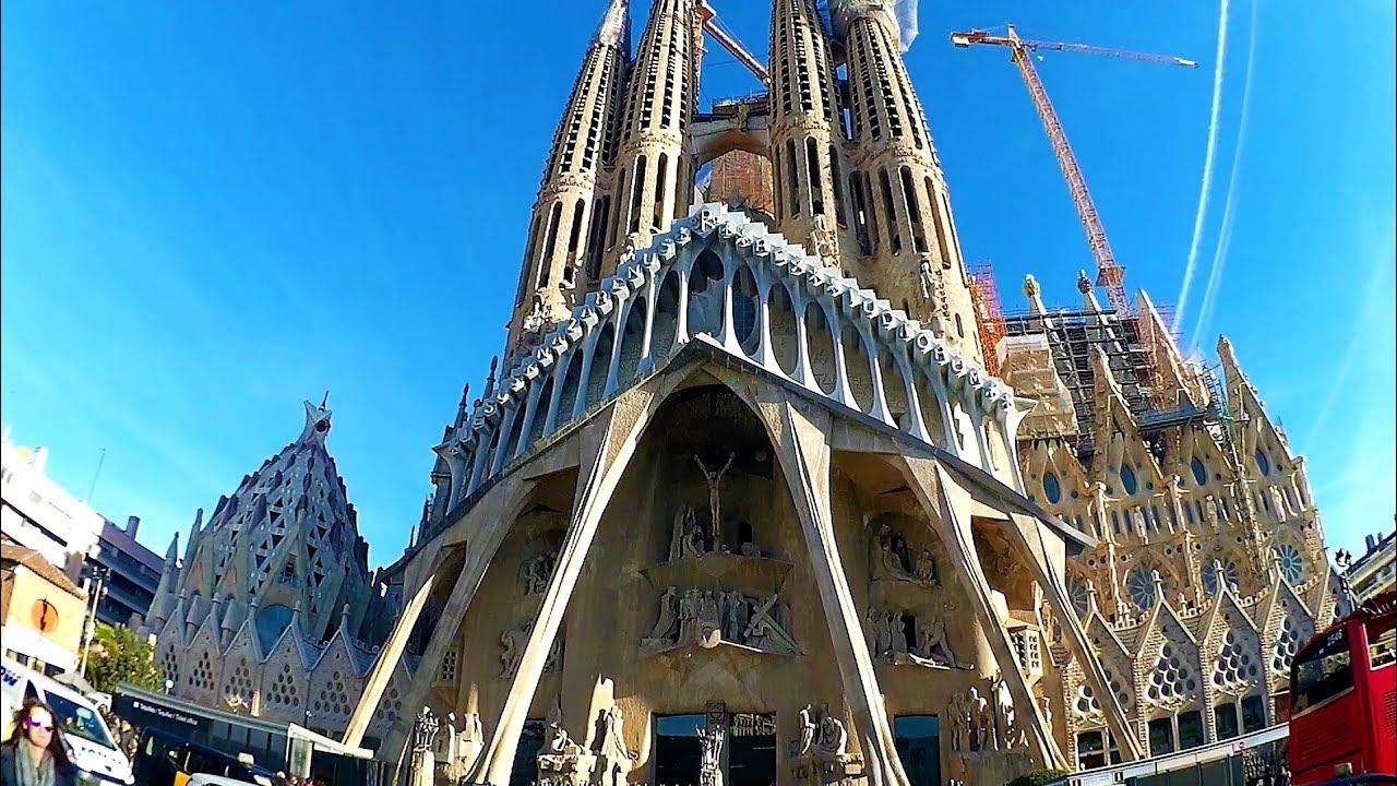 ⛪️ Beautiful Barcelona - City Of Catalonia, Spain 🇪🇦 - YouTube