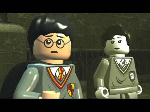 LEGO Harry Potter Years 1-4 - 100% Guide #10 Tom Riddle's Diary (House Crests, Character Tokens)