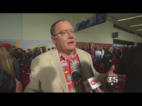 Disney/Pixar Animation Head John Lasseter Takes Sabbatical In Wake Of Sexual Misconduct Charges