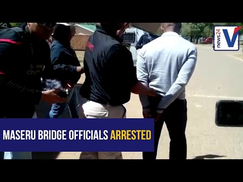 Home Affairs and the Hawks arrest officials at Maseru Bridge port of entry