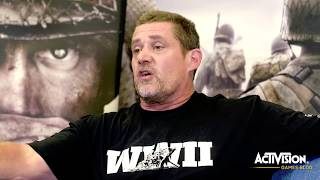 Sledgehammer Games Talks Call of Duty: WWII - Interview with Glen Schofield