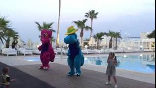 видео Лучшие отели Кипра для отдыха с детьми — 2017