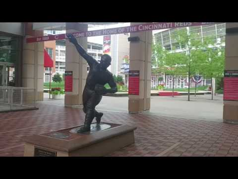 The Kenwood by Senior Star | Mobile VDT visits Cincinnati Reds Hall of Fame and Museum
