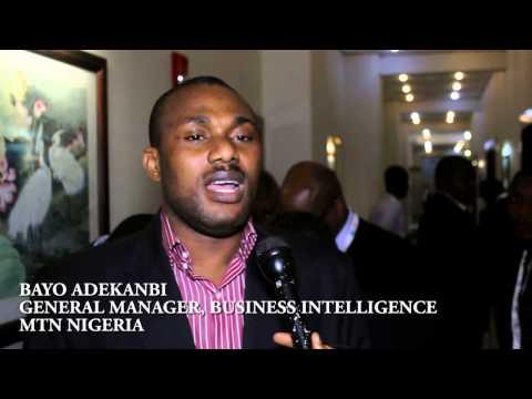 Nigeriacom 2013: Bayo Adekanmbi [MTN]