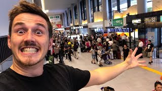 I made it to TOKYO!!