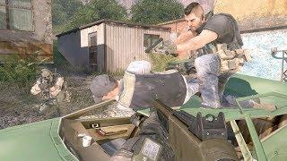 Favela Mission - Modern Warfare 2