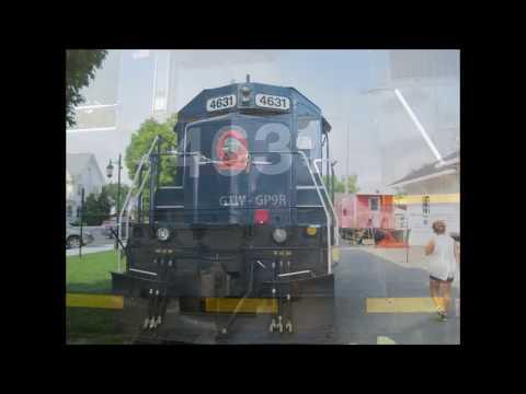 Blue Ridge Scenic Railway 8/3/13