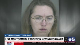 Lawyers for <b>Lisa Montgomery</b> say she is not competent for execution ...
