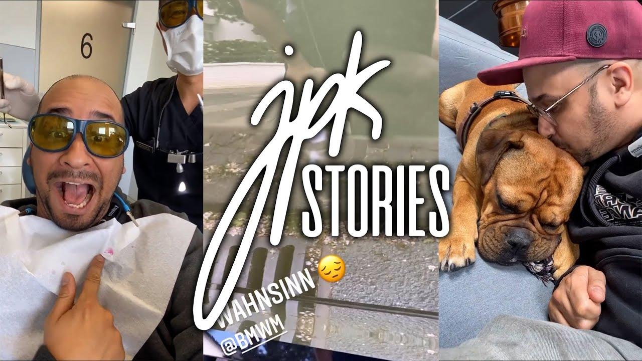 JPK Stories - Mai 2021   Ali G Modus, Delle im M4, Nur schlechtes Wetter