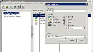 VisualAge Generator - Configurando Acesso ao Banco de Dados DB