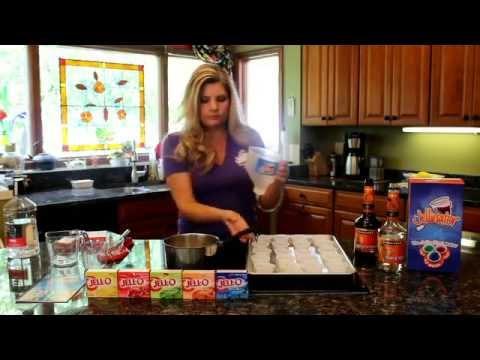 How To Make Jello Shots - The Perfect Recipe!