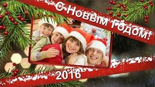 Новогодние каникулы  Новогоднее слайд шоу из фотографий
