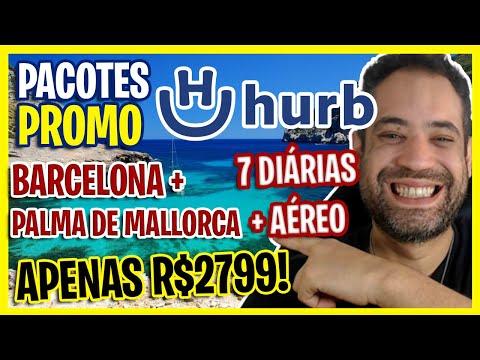 TÁ BARATO! BARCELONA + PALMA DE MALLORCA R$2799! VIAGEM PARA ESPANHA!