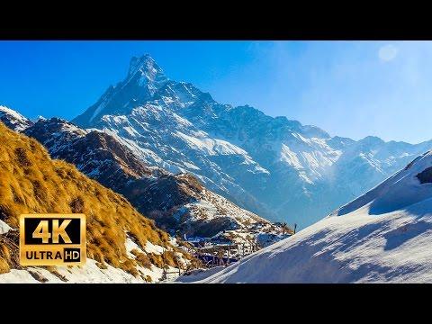 Mardi Himal Trek   Beautiful Nepal   Cinematic