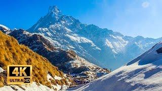 Mardi Himal Trek | Beautiful Nepal | Cinematic