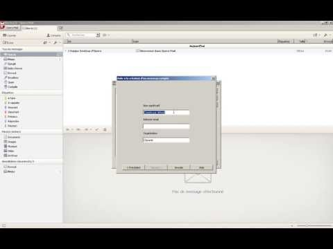 Opera Mail : Configurer un compte POP