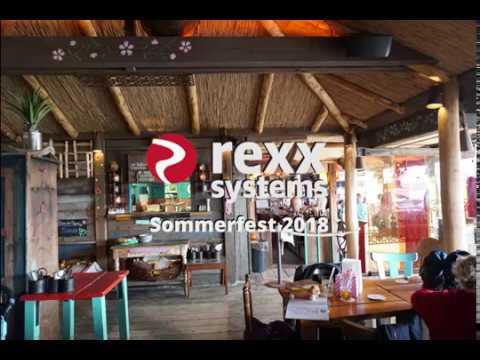 rexx systems Sommerfest 2018