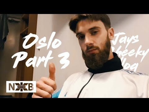 Jay's Cheeky Vlog  Flip Pre's & Scoot Dubs  Oslo Part 3