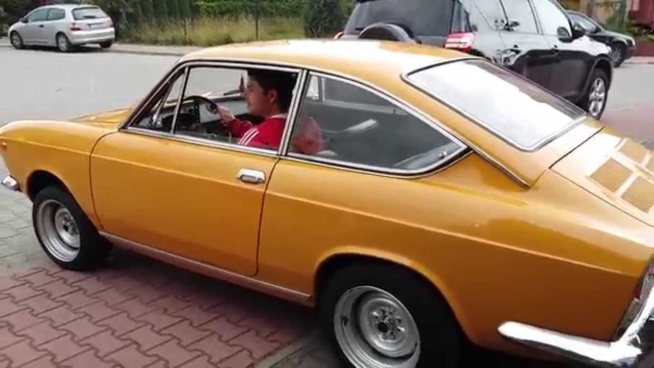 fiat 850 sport coupe 1968 wake up youtube. Black Bedroom Furniture Sets. Home Design Ideas