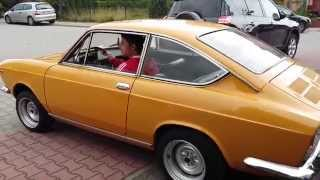 Fiat 850 Sport Coupe 1968 wake up