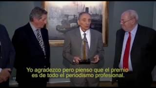 ADEPA le entregó el Premio de Honor a Héctor Magnetto