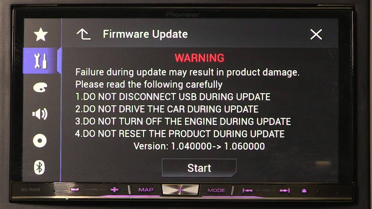 how do i update my fitbit firmware