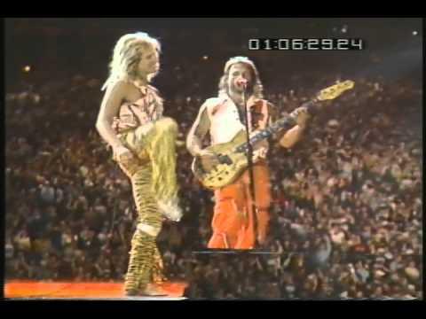 Van Halen - 1983 US Festival, Devore, CA
