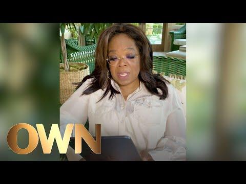 Oprah Reads An Excerpt From Her Latest Book Club Pick | Oprah's Book Club | Oprah Winfrey Network