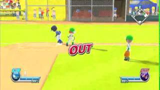 Little League Baseball 2010 - Walk Off Home Run!