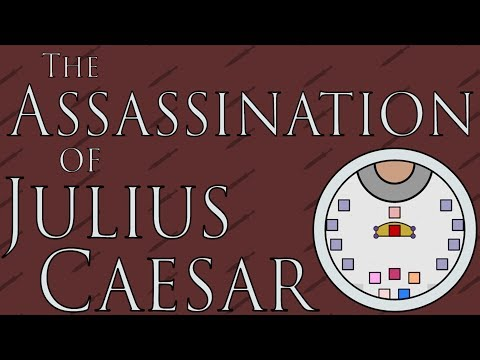 The Assassination Of Julius Caesar (The Ides Of March, 44 B.C.E.)