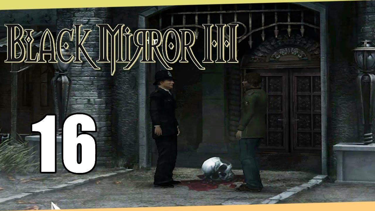 Black Mirror 3 Lösung