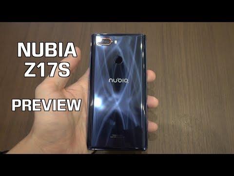 พรีวิว Nubia Z17S ( preview ) อสูรตัวล่าสุดจาก Nubia