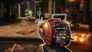 Black Ops 3 Zombies - How To Get A FREE RAYGUN on Shadows of Evil (BO3 Secret Tricks)