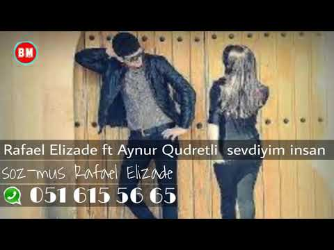 Rafael Elizade & Aynur Qudretli  Seni Deliler Kimi Sevirem 2019