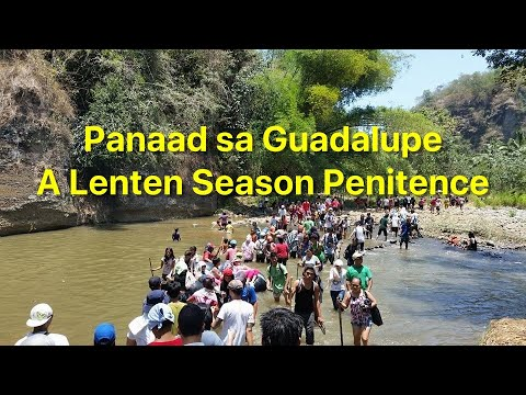 Panaad sa Guadalupe Shrine 2017