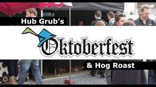 Hub Grub's Oktoberfest @ The Digital Hub