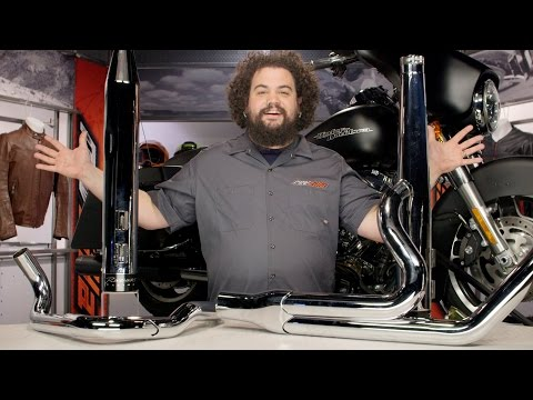 Rinehart Exhaust for Harley Touring Review at RevZilla.com
