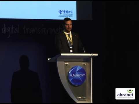 Palestra com Emanuel Nascimento - China Telecom