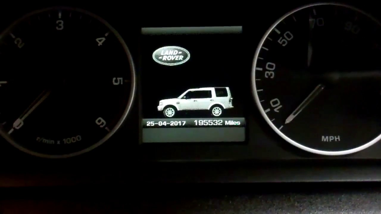 How To And Not To Check Oil Level On Land Rover Discovery 4 Lr4