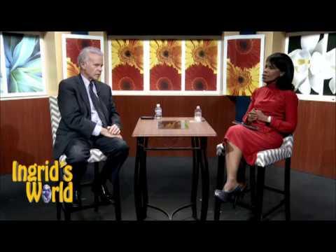 Ingrid's World Ep. 62 - Meet Washington Area New Automobile Dealers Association and Sandra Manigault