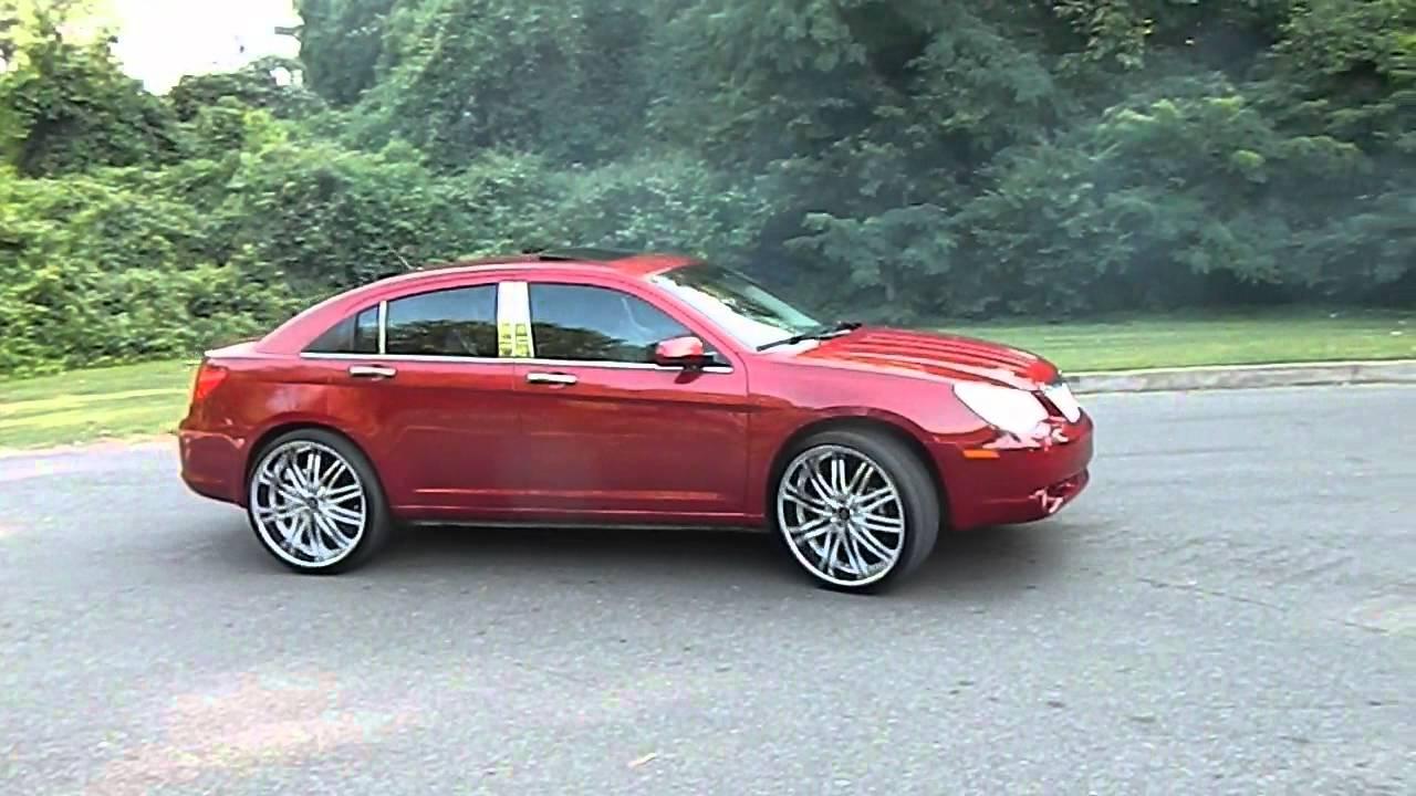 Chrysler Sebring Touring  Wheels