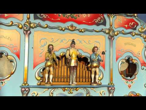 Circus Music Box - Royalty Free Footage