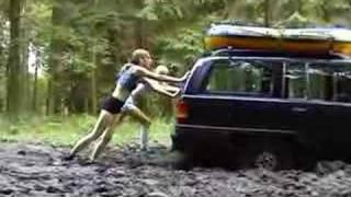 Car Stuck Girls #4 Trailer