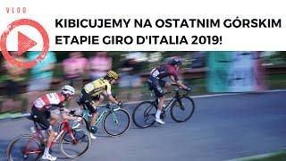 Kibicujemy na ostatnim górskim etapie Giro d'Italia 2019!