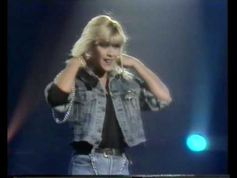 Samantha Fox  I Only Wanna Be With You Spanish Tv Show