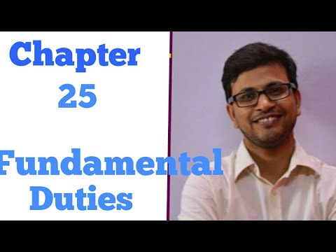 Fundamental duties ARTICLE 51A(UPPSC,upsc,mppsc ,         DSSSB etc.)