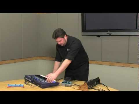 EHX Expression Pedal Demo by Sweetwater Sound