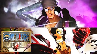 One Piece: Pirate Warriors 4 - Official Online Co-op Trailer